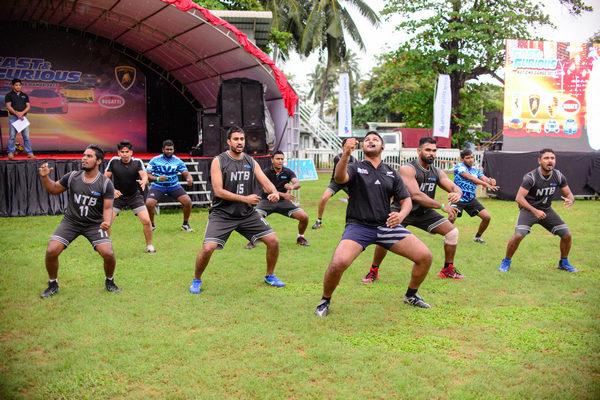 2017 sports day haka