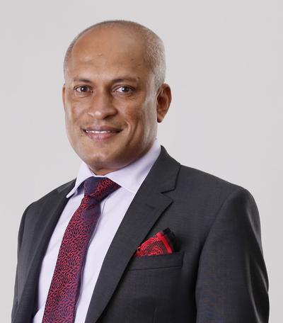 Thilak Piyadigama, Chief Operating Officer