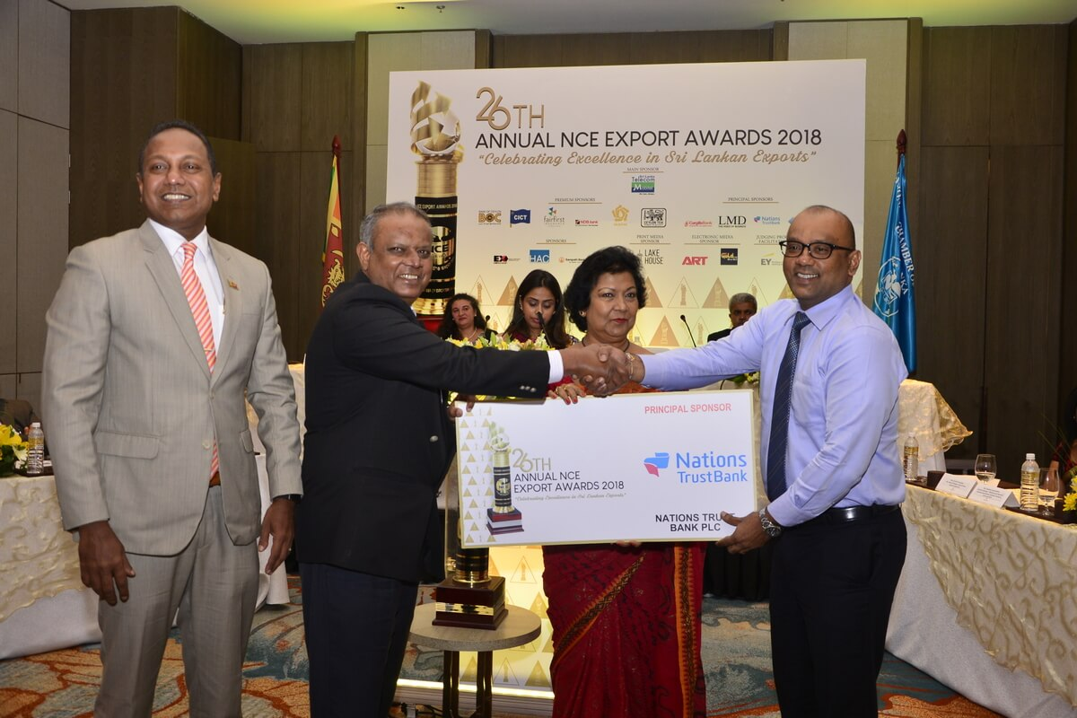ntb sponsors nce awards 2018