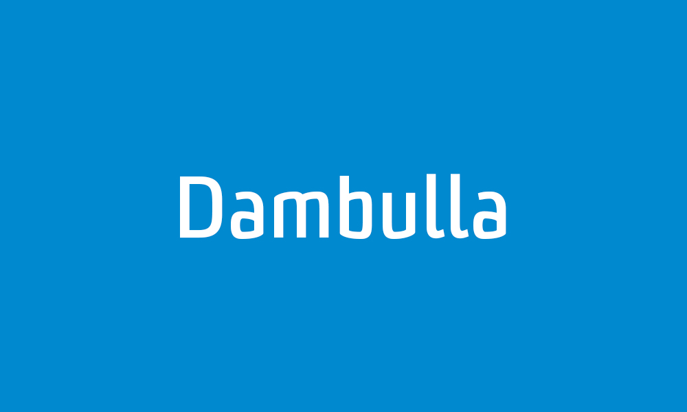 Dambulla Region