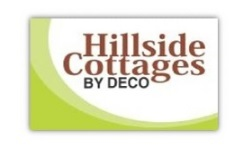 hillside cottages deco