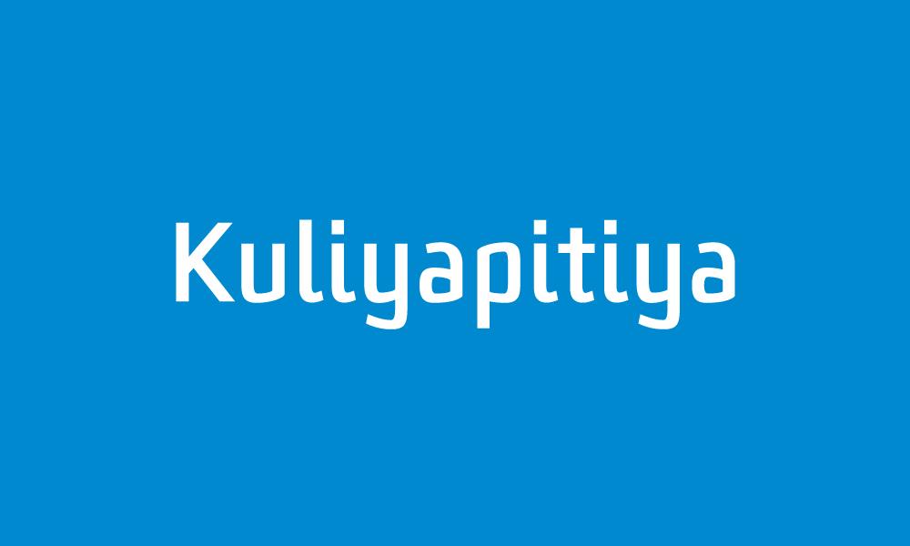 Kuliyapitiya Region