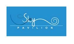 sky pavilion blue