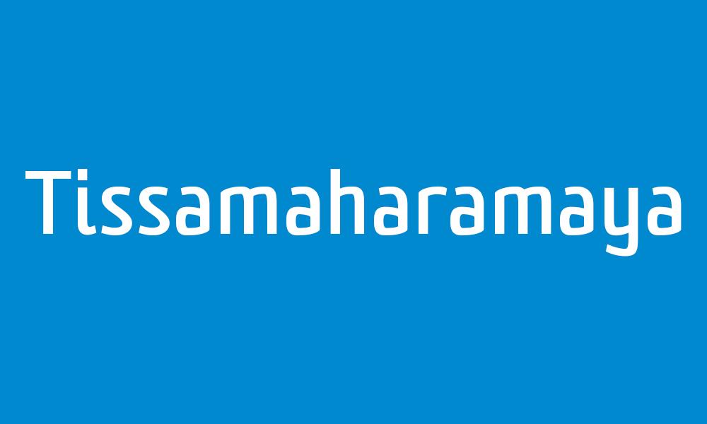 TissamaharamayaRegion